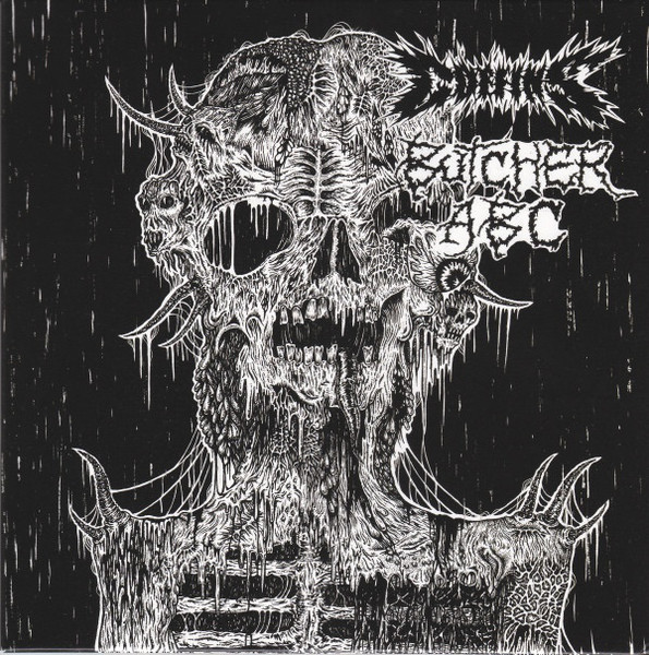 Coffins / Butcher ABC - Split (7'')