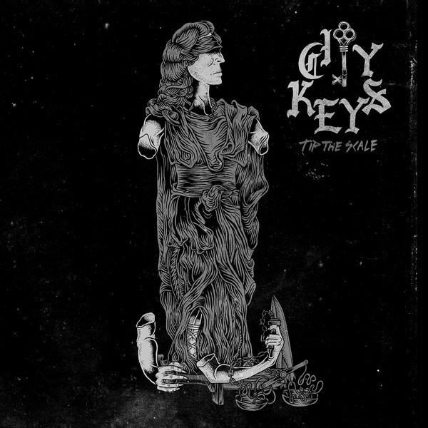 City Keys ‎– Tip The Scale (7'')