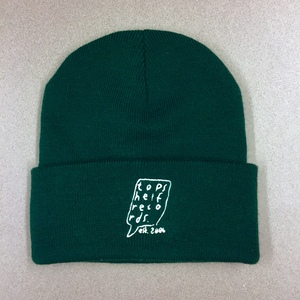 Hunter Green Knit Hat