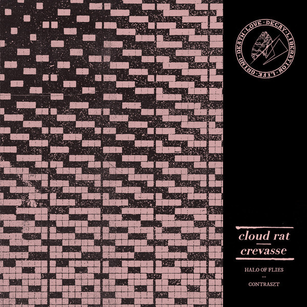 Cloud Rat / Crevasse ‎– Split (7'')