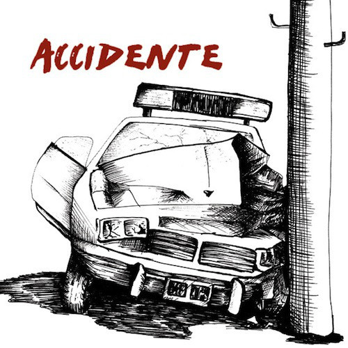 Accidente - S/T (12'')