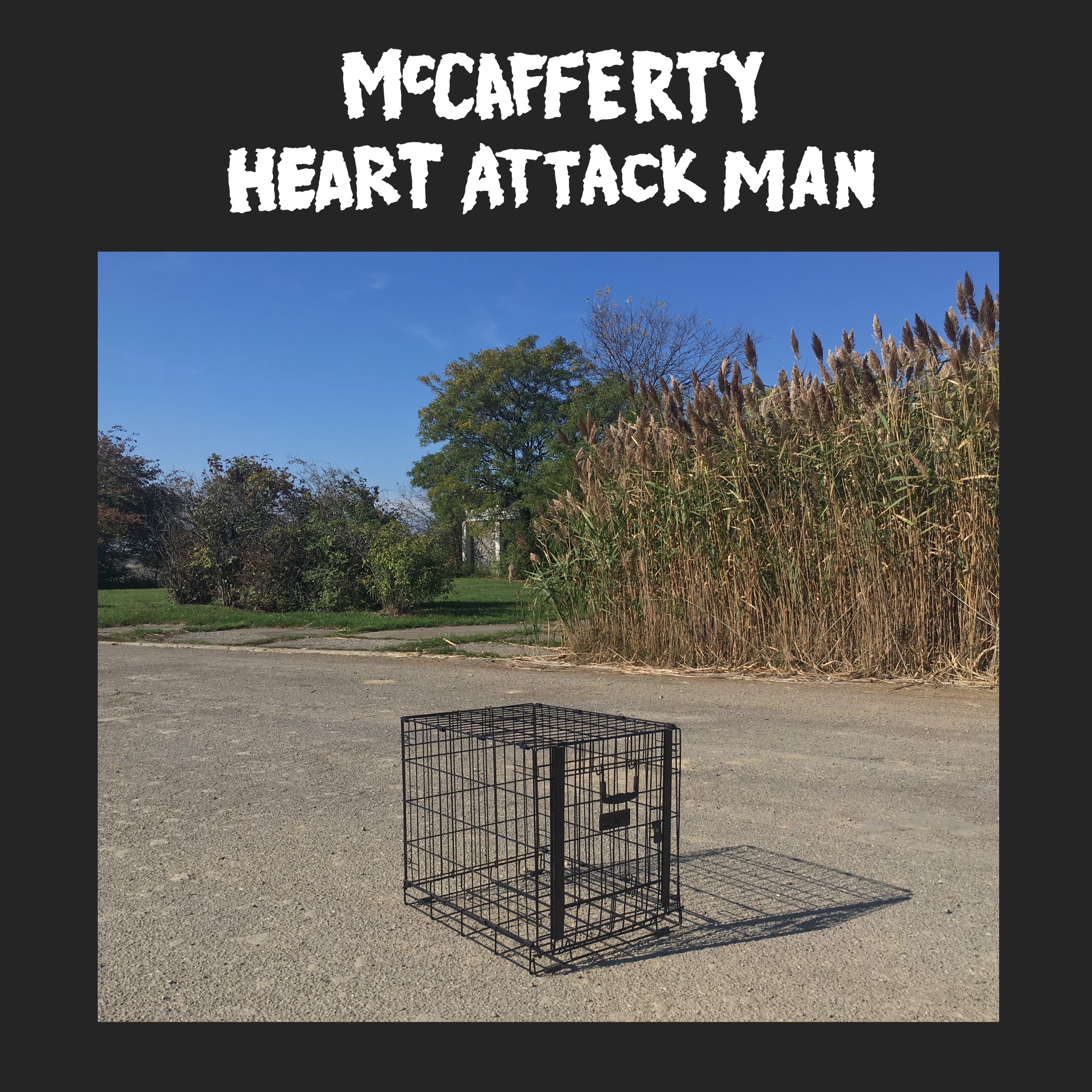 Take This To Heart Records - McCafferty / Heart Attack Man