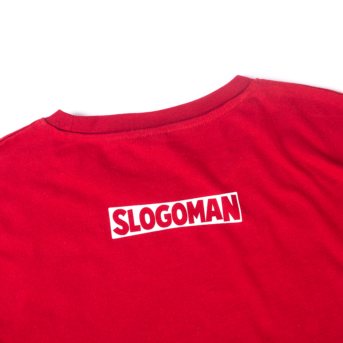 Classic Slug T-Shirt (Red)
