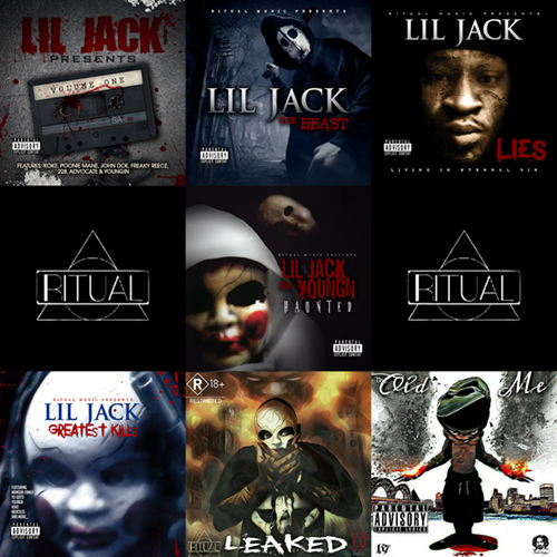 Lil Jack - The Ritual Music Collection