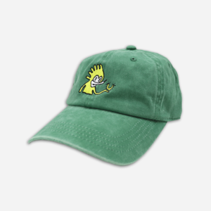 Mac Demarco LUCKY GREEN DAD HAT