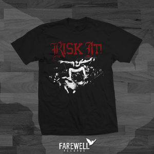 RISK IT! ´Live´ Shirt