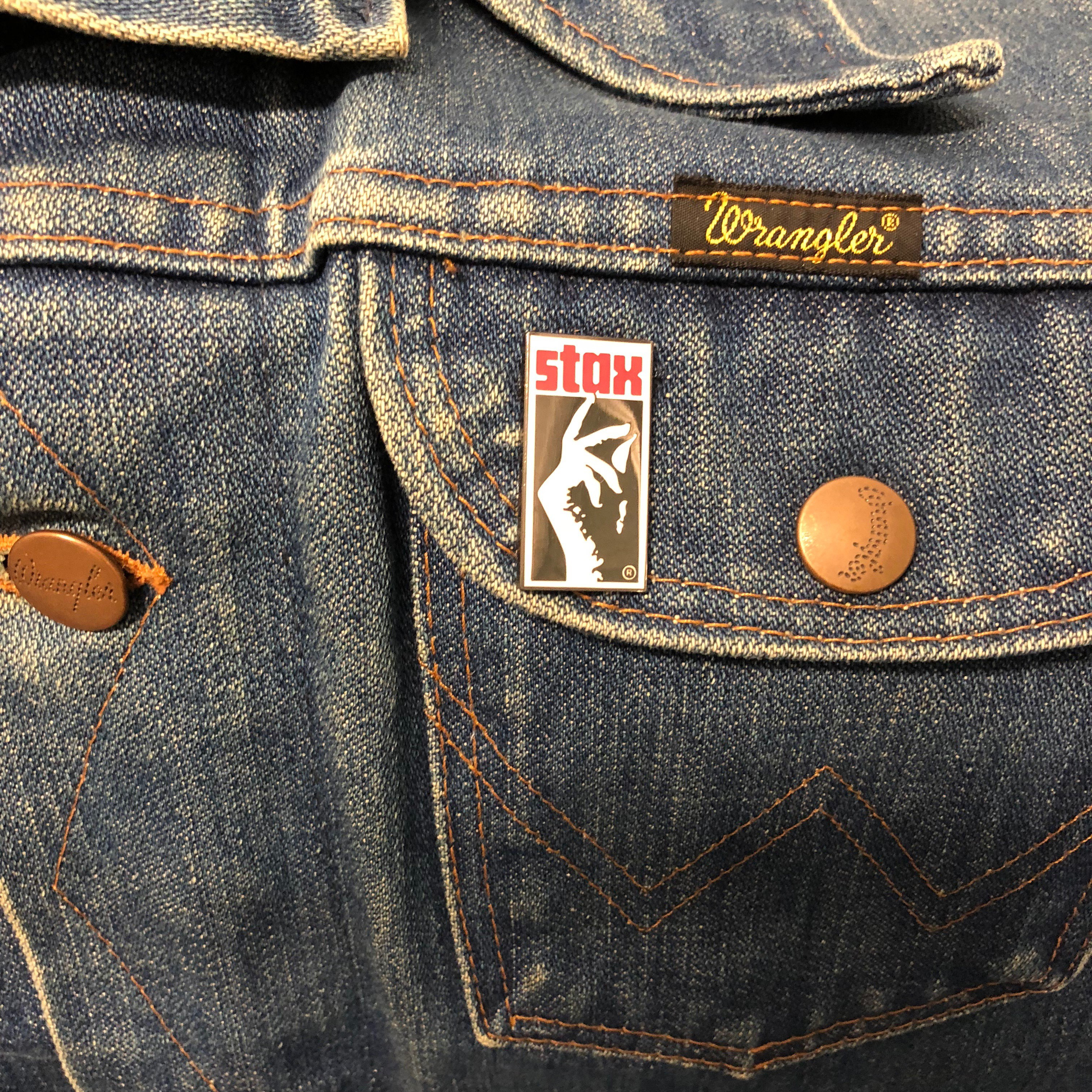 Stax Classic Snap Enamel Pin by Pintrill