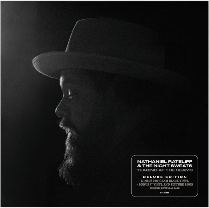 Signed, numbered 2xLP test pressing + Rateliff Deluxe 2xLP Bundle