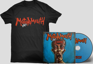 Motormouth - Error 'CD + Shirt Bundle'