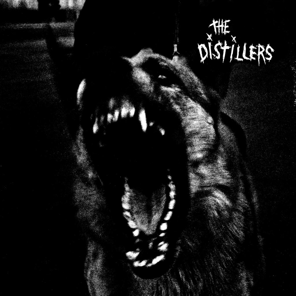 The Distillers - s/t LP