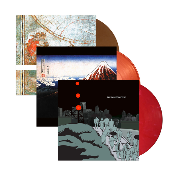 The Casket Lottery - 3 LP Anthology Bundle