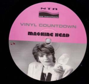 Vinyl Countdown – Machine Head (New Transatlantic)