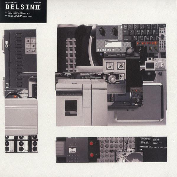 Various Artists – Delsin 2.0 Remix EP 2 (Delsin)
