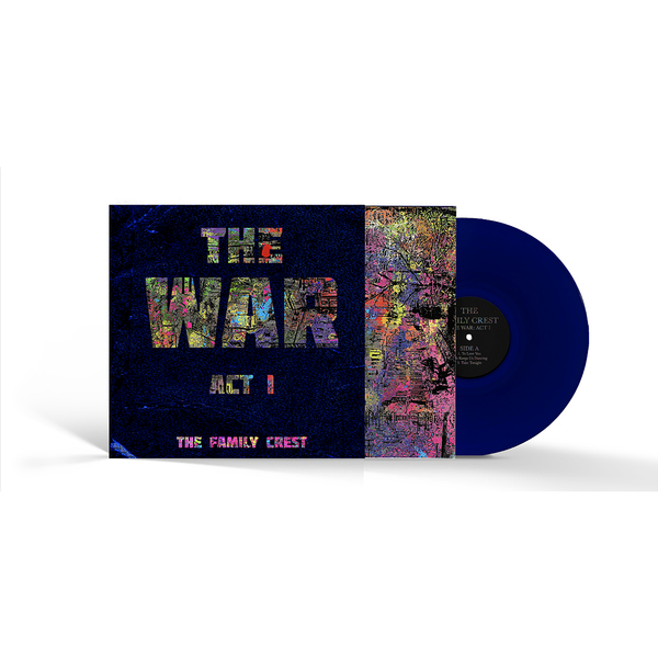The War: Act I LP (Double Navy Blue-marbled Vinyl)
