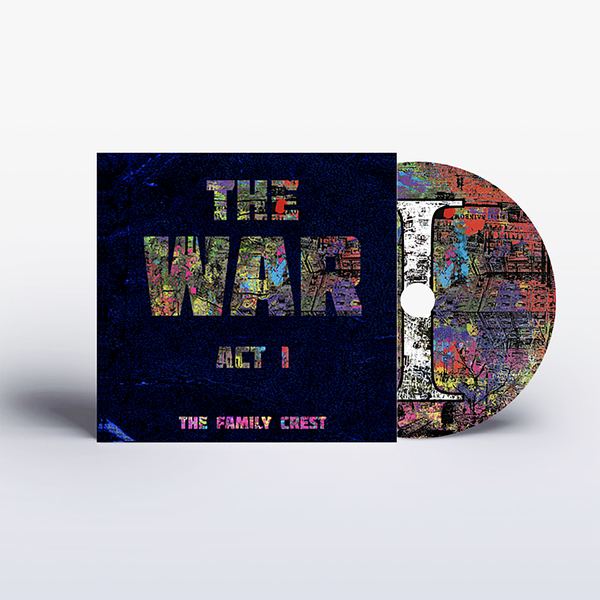 The War: Act I CD