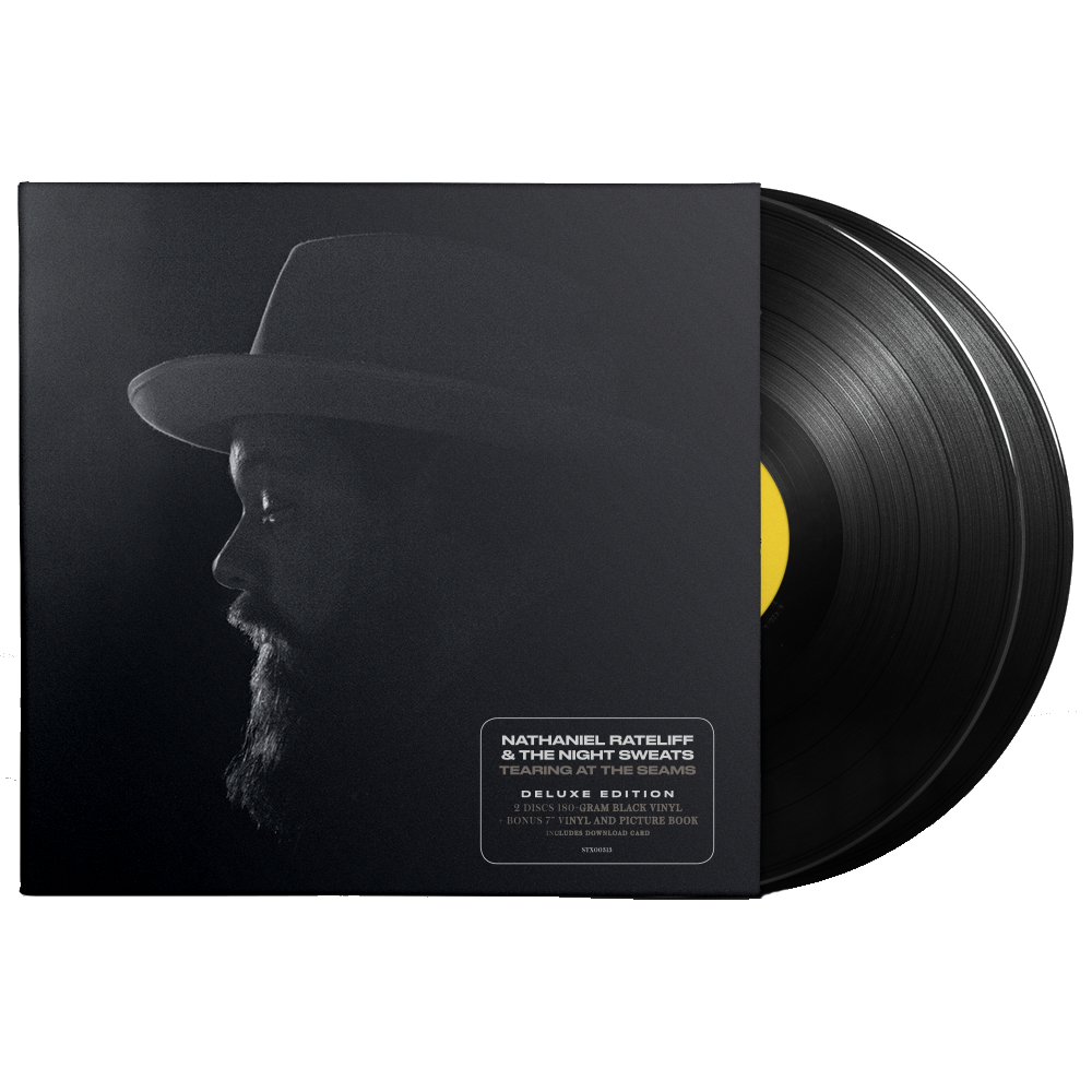 """Tearing at the Seams"" (Deluxe 2xLP & Standard)"