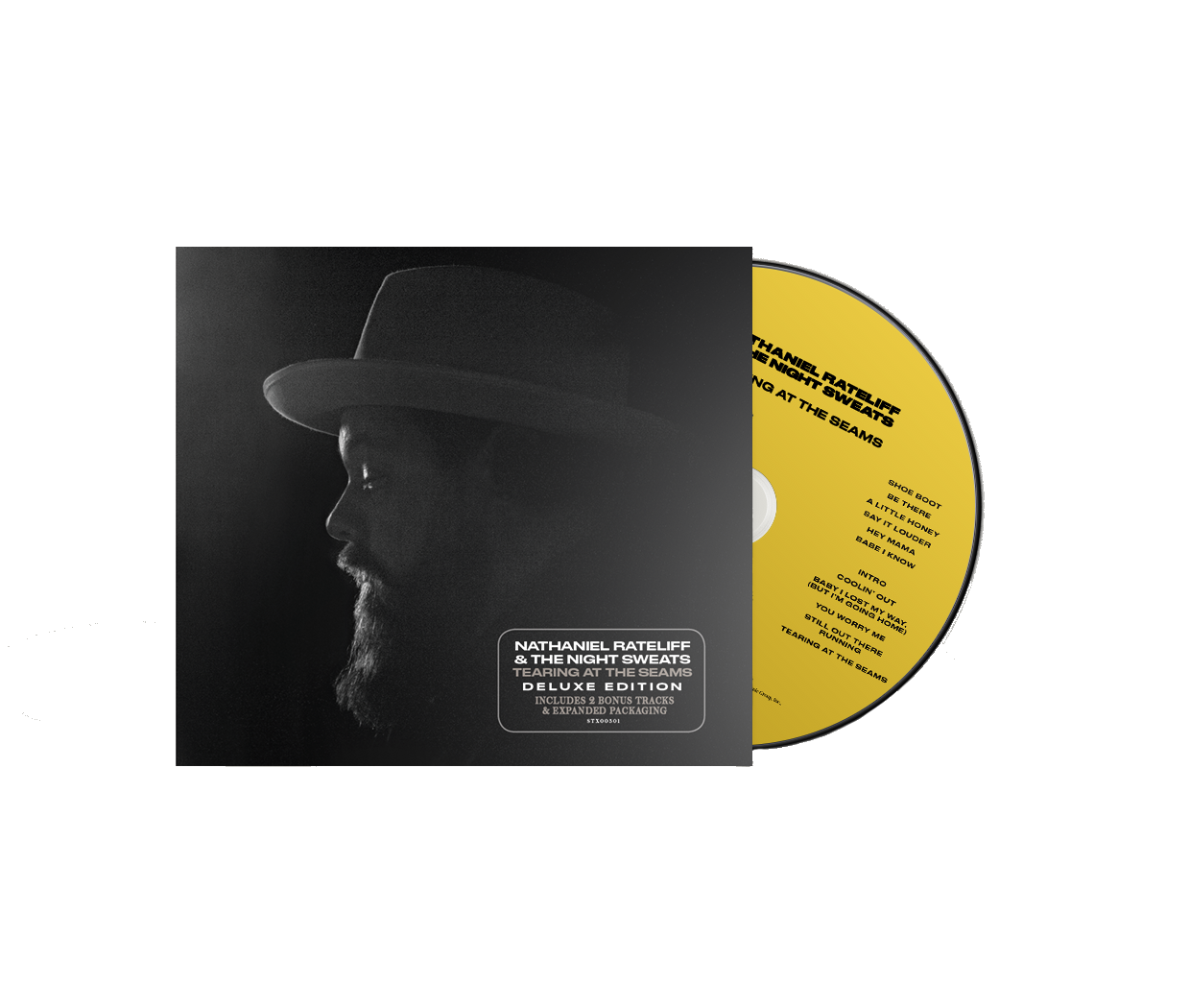"""""""Tearing at the Seams"""" (Deluxe CD & Standard)"""
