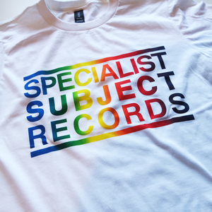 Specialist Subject Rainbow Shirt