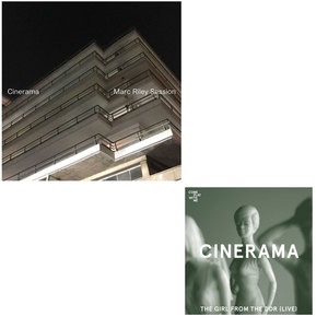 CPWM001 Harkin / Cinerama and 10� Cinerama: Marc Riley Session bundle