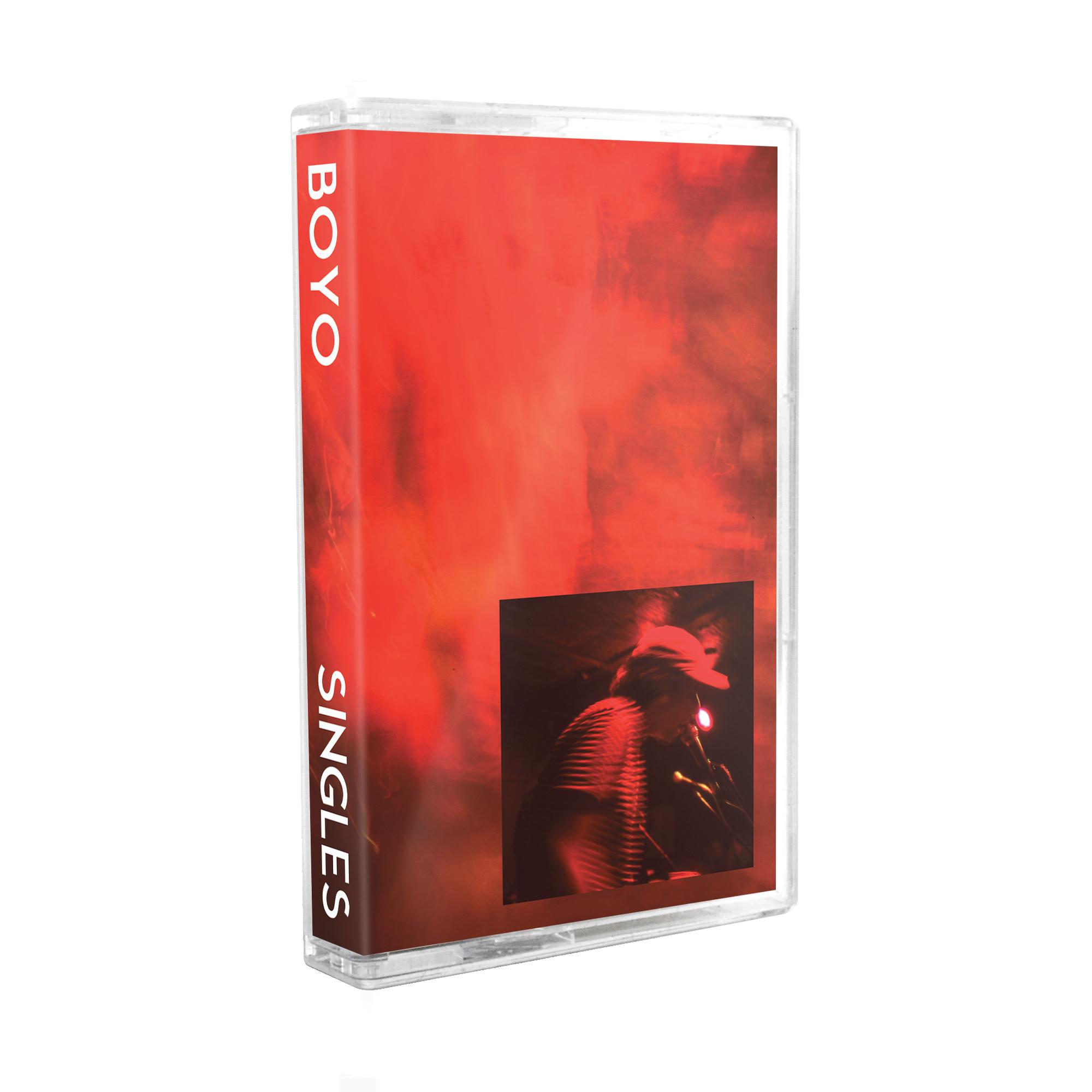 BOYO - Singles (Cassette)