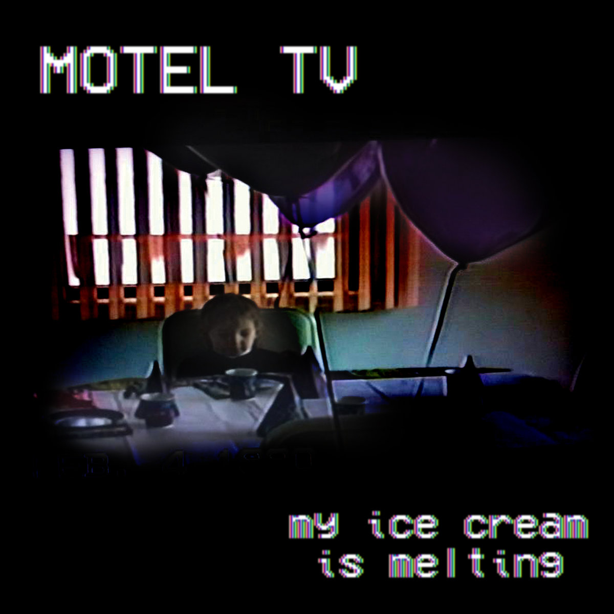 Motel TV - My Ice Cream Is Melting 7