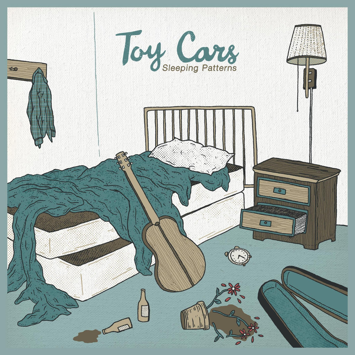 Toy Cars - Sleeping Patterns 7