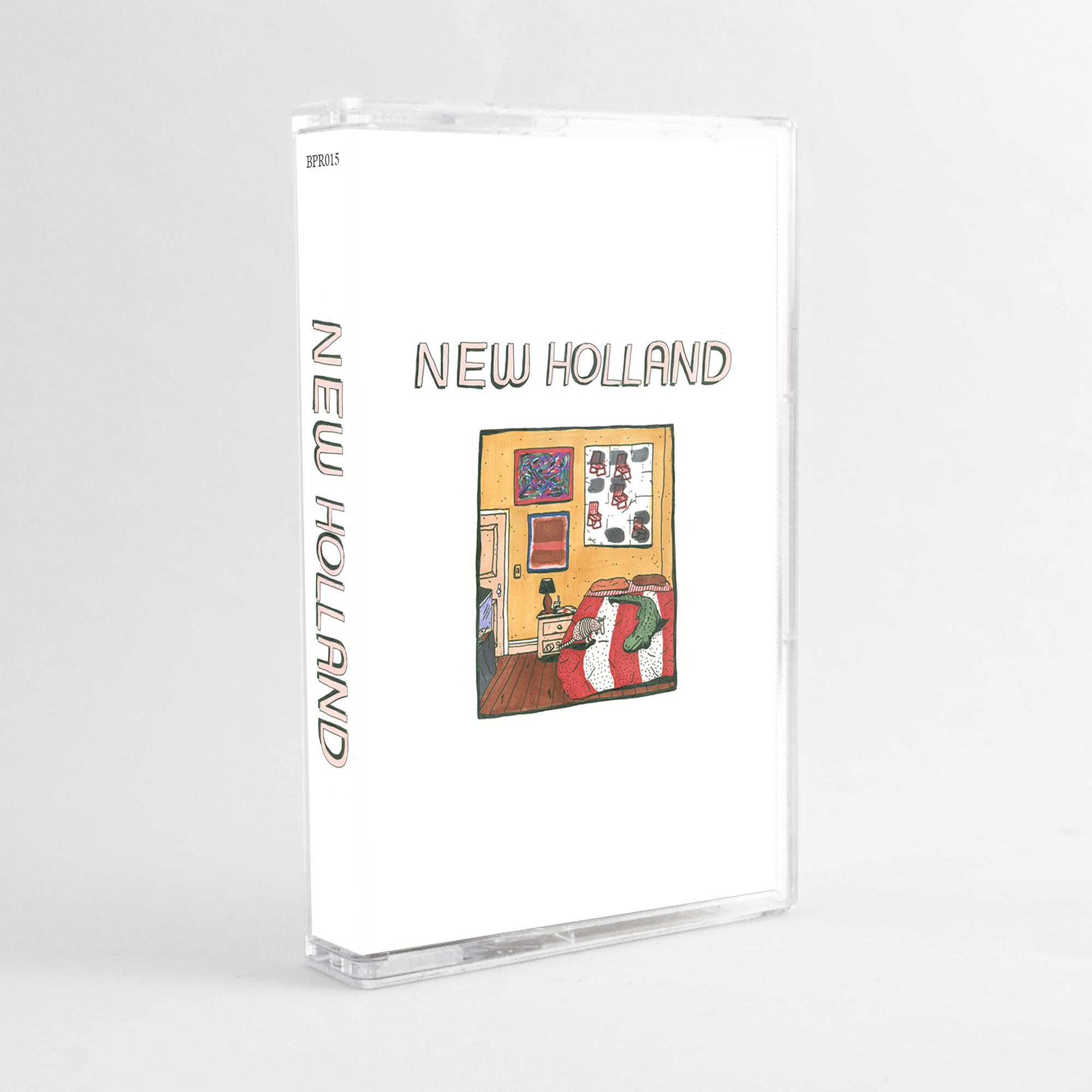 BPR015: New Holland -