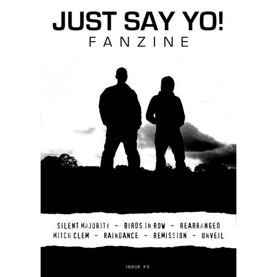 Just Say YO! - #5
