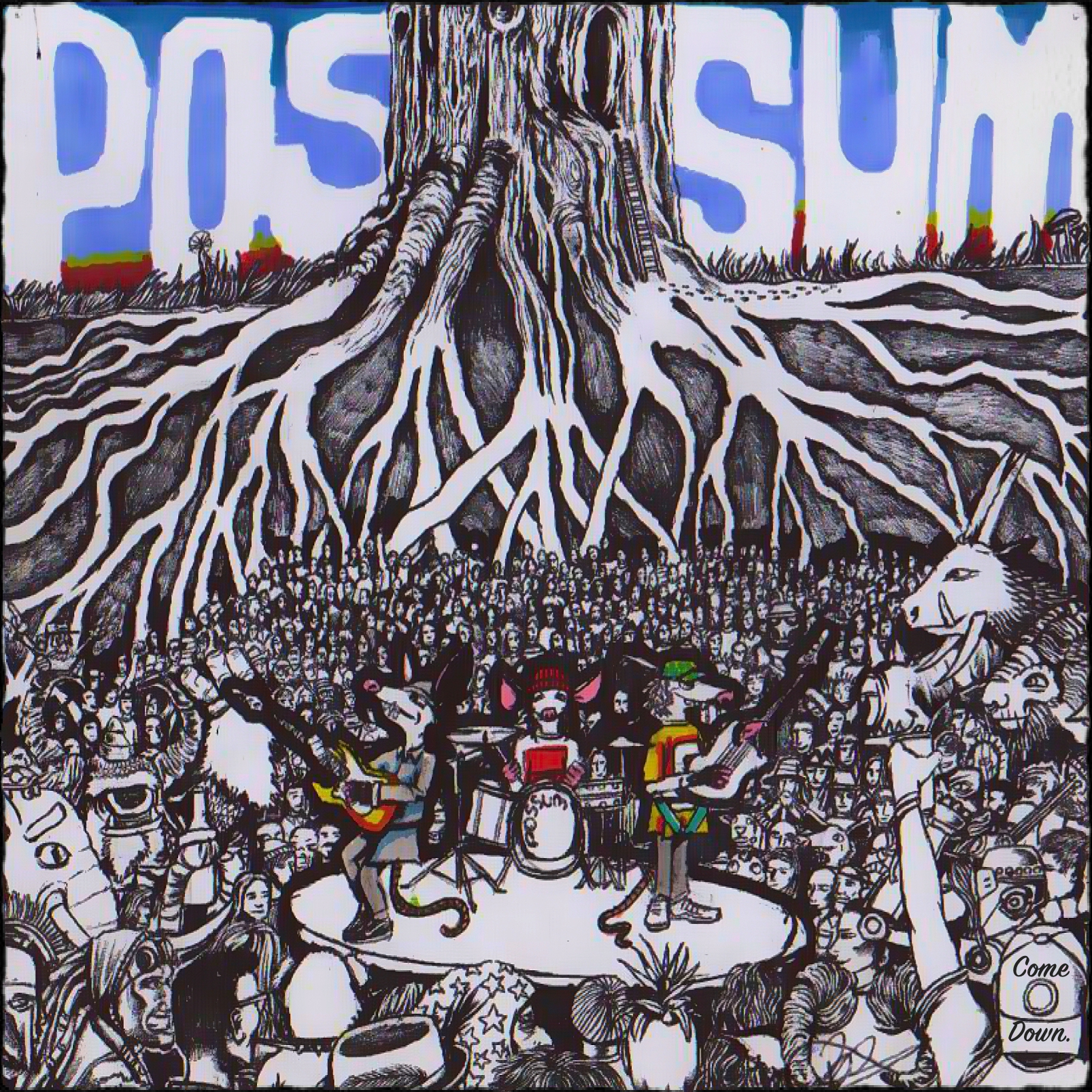 Possum - Come Down EP