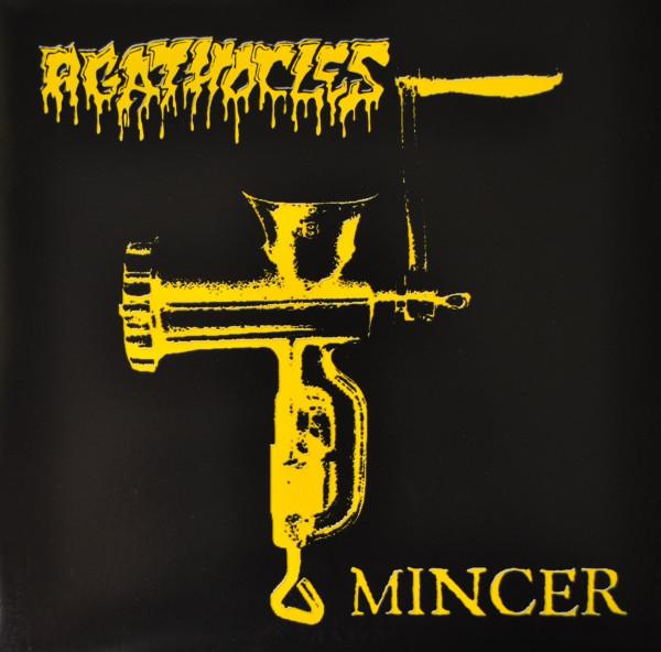 Agathocles - Mincer (LP)