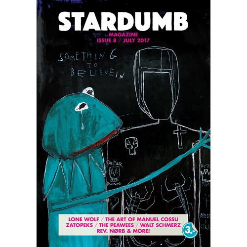 Stardumb Magazine - #8
