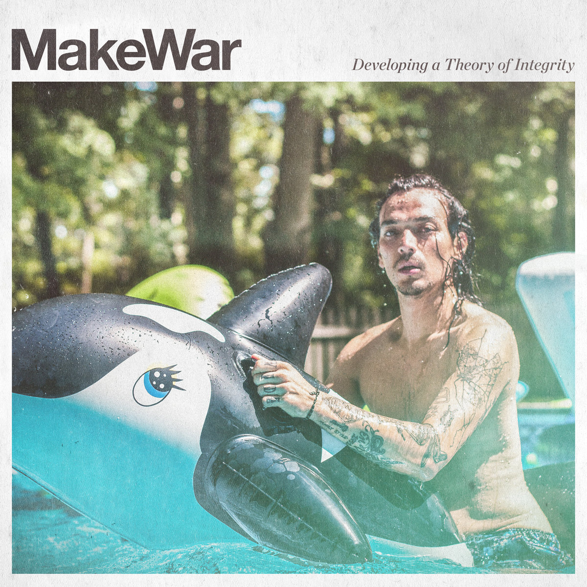 MakeWar - Developing a Theory of Integrity LP / CD