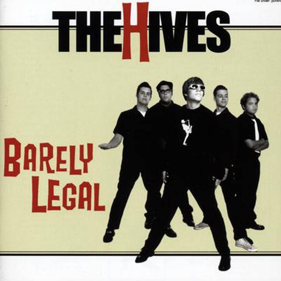 The Hives - Barely Legal LP