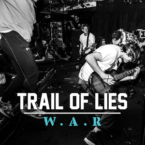 TRAIL OF LIES ´W.A.R.´ [LP]