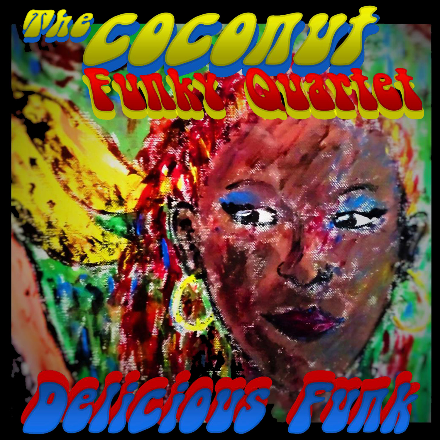 Coco Love (single from DELICIOUS FUNK)