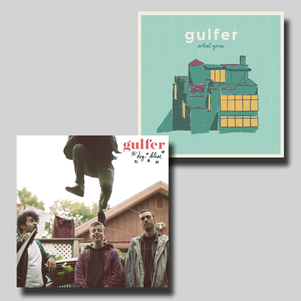 Gulfer – Dog Bless/What Gives Bundle
