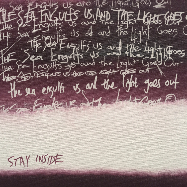 Stay Inside - The Sea Engulfs Us and the Light Goes Out