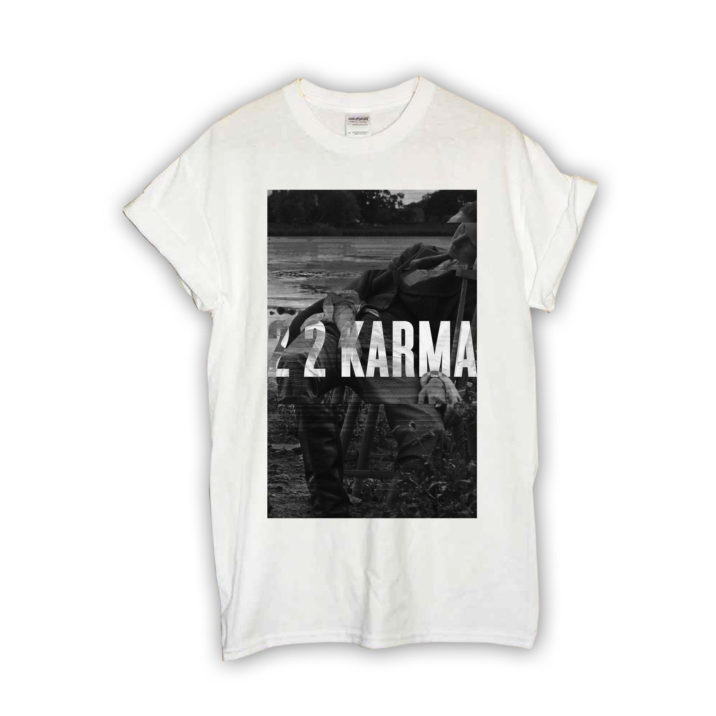 22 Karma Album Tee