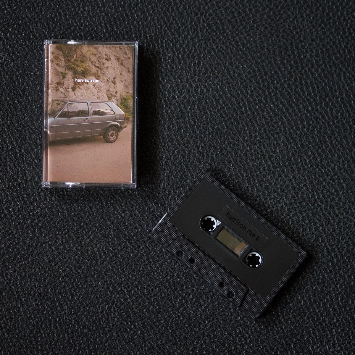 Harrison Rae - 'Untitled EP' [Club Moss 001]