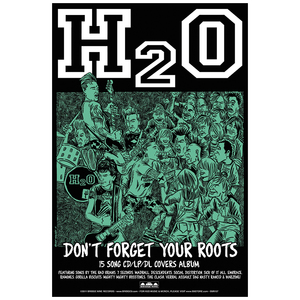 H2O 'Don't Forget Your Roots' Poster
