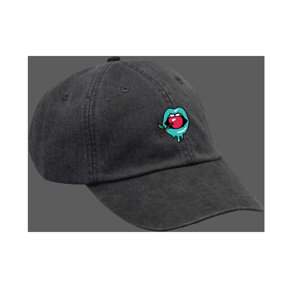 Mouth Hat - Black