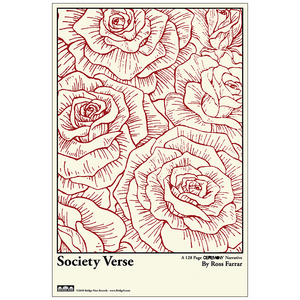 Ceremony 'Society Verse' Poster