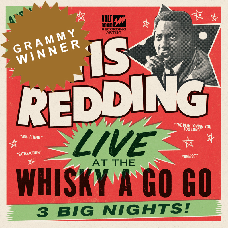 Otis Redding Live At The Whisky A Go Go (2xLP, 180g gatefold)