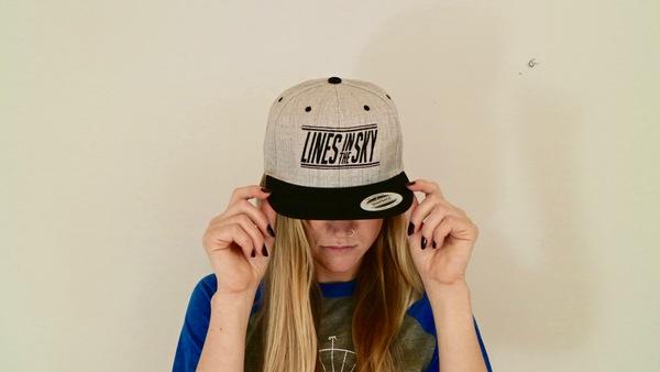 LITS logo flat bill hat