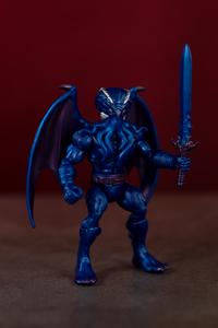 Abyssal Demon Warrior