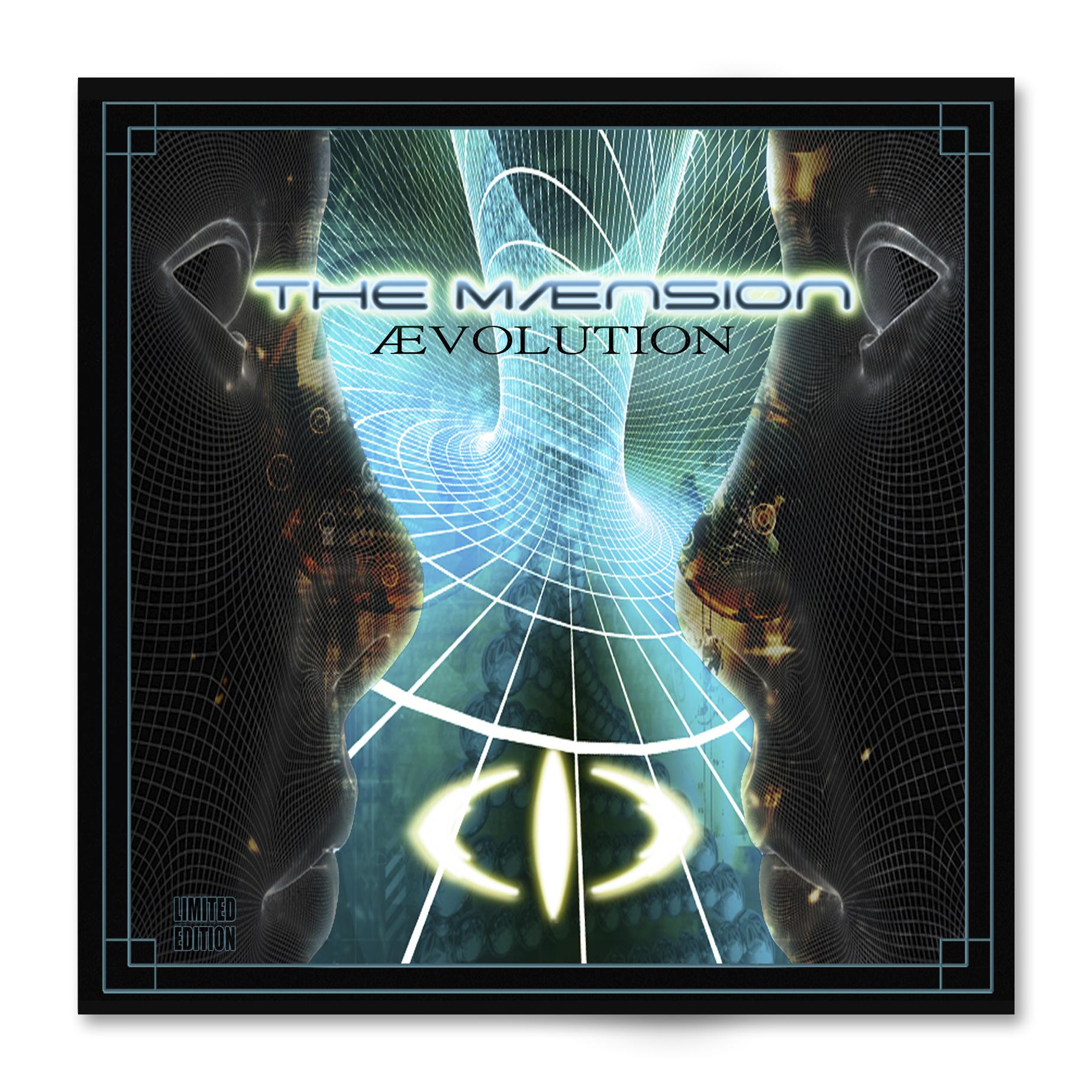 Ævolution CD