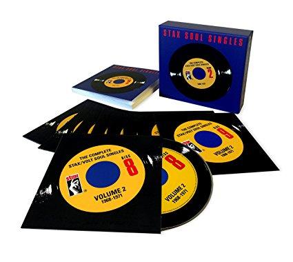 The Complete Stax/Volt Soul Singles, Vol. 2: 1968-1971 (9 CD box)