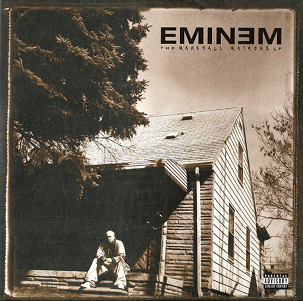 Eminem - Marshall Mathers LP 2xLP