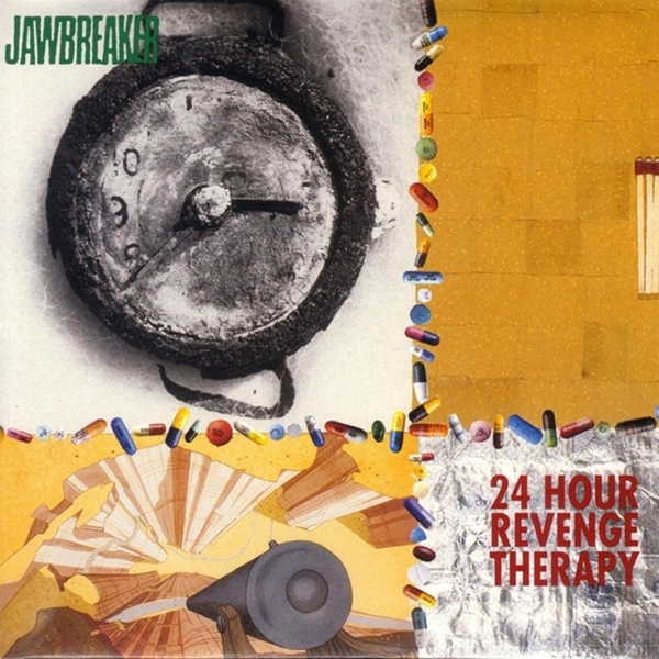 Jawbreaker - 24 Hour Revenge Therapy LP