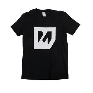 'M' logo T-shirt